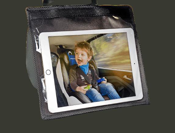 Uchwyt na Tablet na Zagłówek Samochodowy Caretero