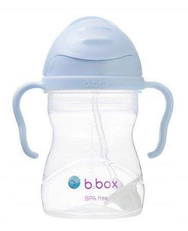 B.BOX Innowacyjny bidon ze słomką Bubblegum BBOX