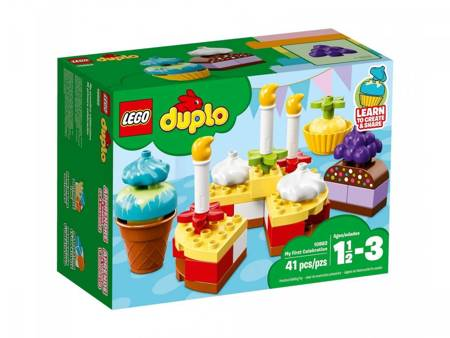 KLOCKI LEGO 10862 Duplo Moje pierwsze przyjęcie
