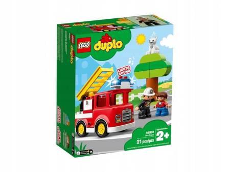 KLOCKI LEGO 10901 Duplo Wóz strażacki