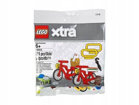 Klocki LEGO 40313 Xtra Rowery Bikes