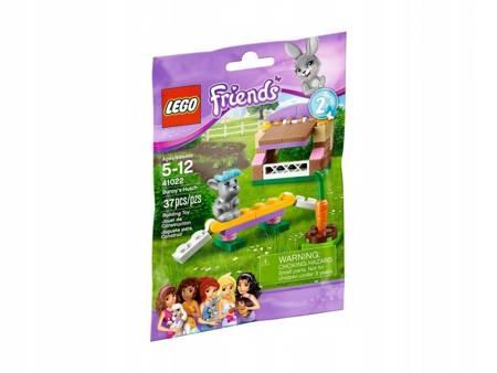 Klocki LEGO 41022 Friends Klatka królika