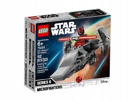 Klocki LEGO 75224 Star Wars Sith Infiltrator