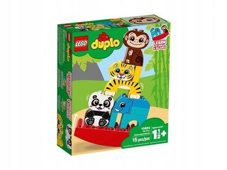 LEGO 10884 Duplo Moje pierwsze zwierzątka na rów
