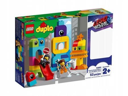 LEGO 10895 Duplo Goście z planety DUPLO u Emmet