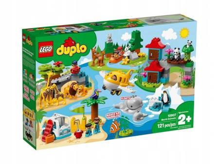 LEGO 10907 Duplo Zwierzęta świata