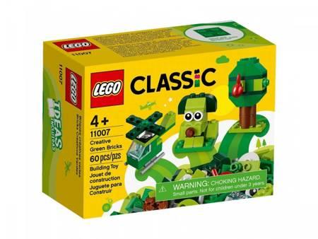 LEGO 11007 Classic Zielone klocki kreatywne