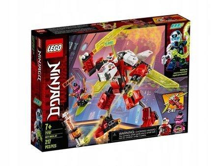 LEGO 71707 Ninjago Robot odrzutowiec Kaia