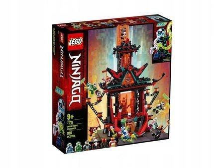 LEGO 71712 Ninjago Imperialna Świątynia szaleństwa