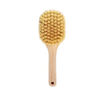 Ostra szczotka na sucho i mokro - tampico Lullalove