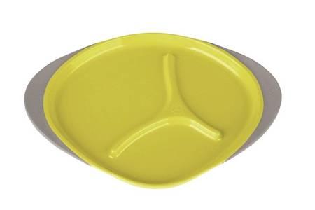 Talerzyk trójdzielny BLW Lemon Sherbet B.Box