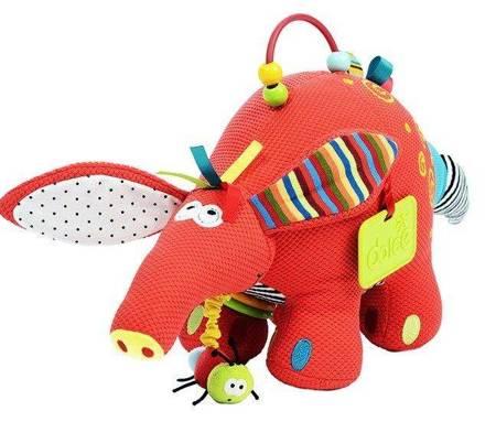 Zabawka sensoryczna Mrówkojad, Dolce